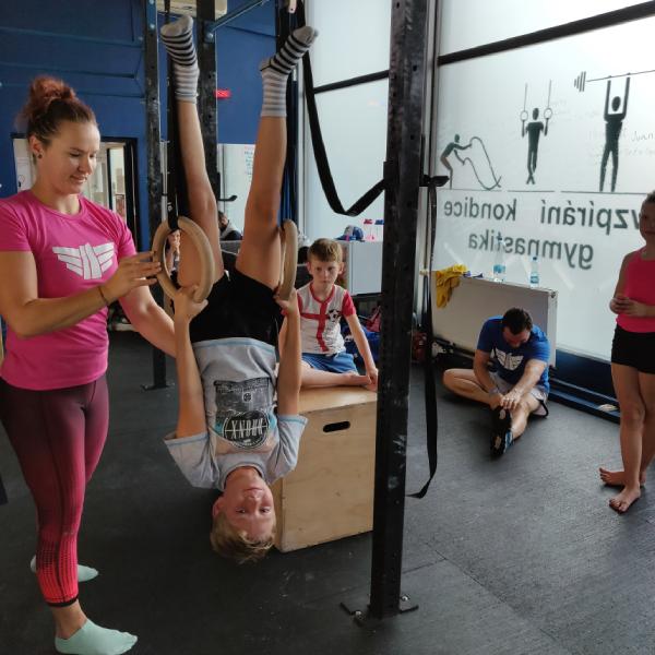 CrossFit Děti