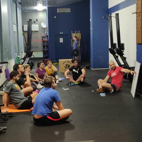 CrossFit kurz pro začínající