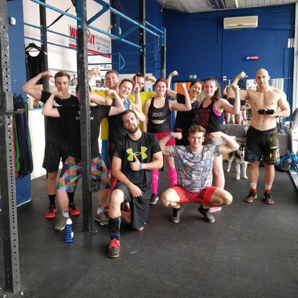 CrossFit lekce